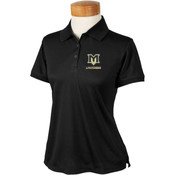 MVE - DG385W Devon & Jones Ladies' Dri-Fast™ Advantage™ Solid Mesh Polo