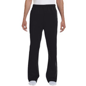 LAX - 974MP Jerzees 8 oz., 50/50 NuBlend® Open-Bottom Sweatpants