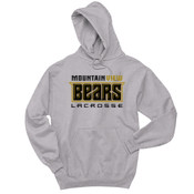 Bears - 996 Jerzees Adult 8oz. 50/50 Pullover Hooded Sweatshirt