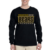 Bears -  4930 Fruit of the Loom Adult 5oz. 100% Heavy Cotton HD™ Long-Sleeve T-Shirt