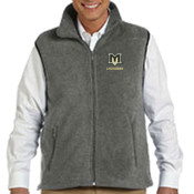 MVE - M985 Harriton Fleece Vest