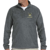 MVE - M980 Harriton Quarter-Zip Fleece Pullover