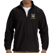 MVE - M990 Harriton Men's 8oz. Full-Zip Fleece