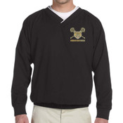 Cross Sticks - M700 Harriton Microfiber Wind Shirt