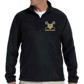 Cross Sticks - M980 Harriton Quarter-Zip Fleece Pullover