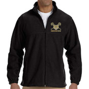 Cross Sticks - M990 Harriton Men's 8oz. Full-Zip Fleece