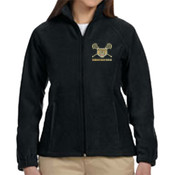 Cross Sticks - M990W Harriton Ladies' 8oz. Full-Zip Fleece