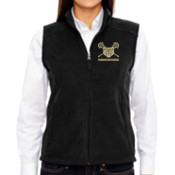 Cross Sticks - 78191 Ash City - Core 365 Ladies' Journey Fleece Vest