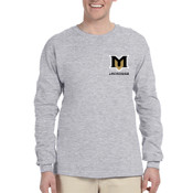 M -  4930 Fruit of the Loom Adult 5oz. 100% Heavy Cotton HD™ Long-Sleeve T-Shirt