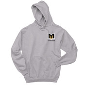 M - 996 Jerzees Adult 8oz. 50/50 Pullover Hooded Sweatshirt