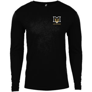 M - N3601 - Next Level Men's Cotton Long-Sleeve Crew Thumbnail