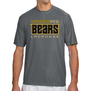 Bears - N3142 A4 Short-Sleeve Cooling Performance Crew Neck T-Shirt Thumbnail