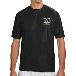 M - N3142 A4 Short-Sleeve Cooling Performance Crew Neck T-Shirt Thumbnail